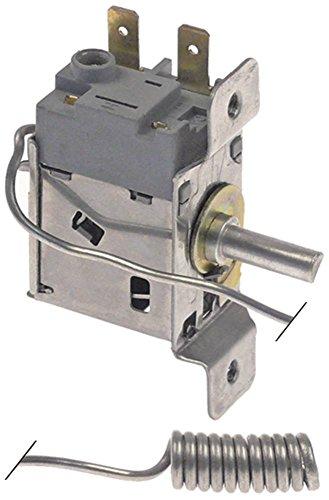 MCC-Trading-International Thermostat WPF-45270 für HSC360, HSC360B, HSC360G, HSC360GB Fühler 10x24mm Kapillarrohrlänge 660mm