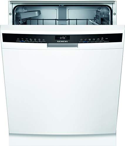 Siemens SN43HW36TE iQ300 Unterbau-Geschirrspüler/A++ / 258 kWh/Jahr / 2660 L/Jahr/WLAN-Fähig über Home Connect/varioSpeed Plus/Oberkorb mit rackMatic Weiß