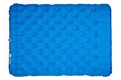 Sierra Designs 2 Person Queen Camping Air Bed Mattress for Car Camping, Travel, and Camp