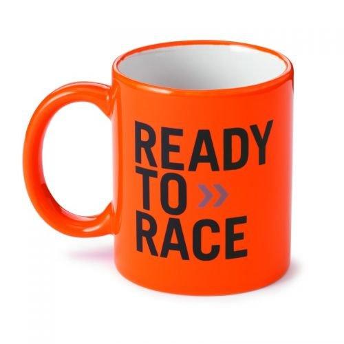KTM Mug Orange Kaffeetasse orange mit Logo