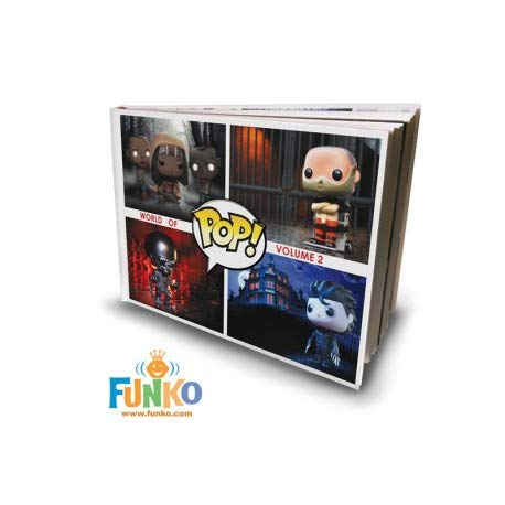"Funko ""WORLD OF POP"" Volume 2 Pictoral Guide of Funko Pop Vinyl Figures"