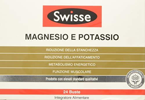 Swisse Magnesio e Potassio, 24 buste