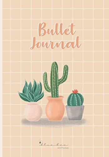 Bullet Journal Agenda anual 2021 - Cactus: Bullet Journal...