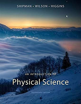 [Lab Manual] An Introduction to Physical Science By Shipman, James/ Wilson, Jerry D./ Higgins, Charles A.