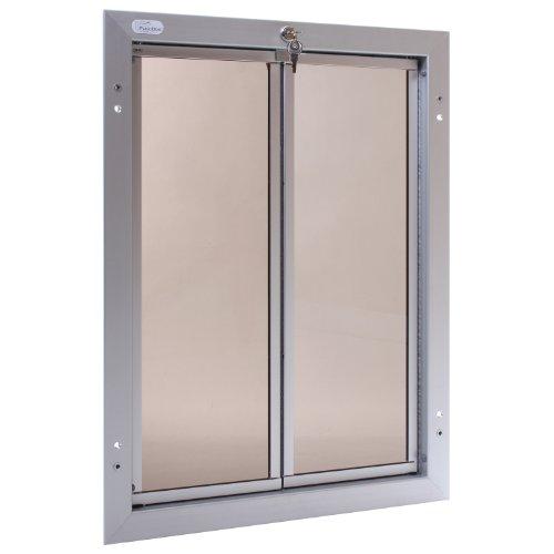 plexidor Rendimiento Pet Puertas XL Plateado Puerta Soporte
