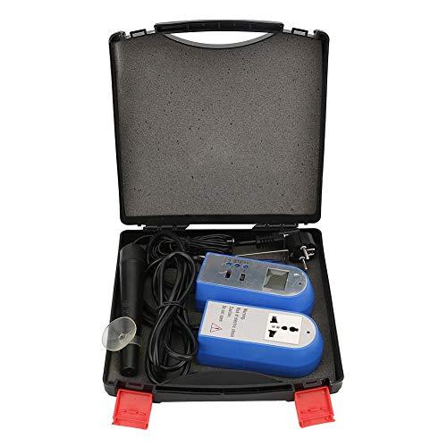 PH Meter, Digital PH-Controller On-Line Tester Rilevatore Di Monitoraggio Della Qualità Dell'Acqua 0-14PH Per Tester PH Per Acqua Potabile Per Piscina Per Acquari(220V EU)