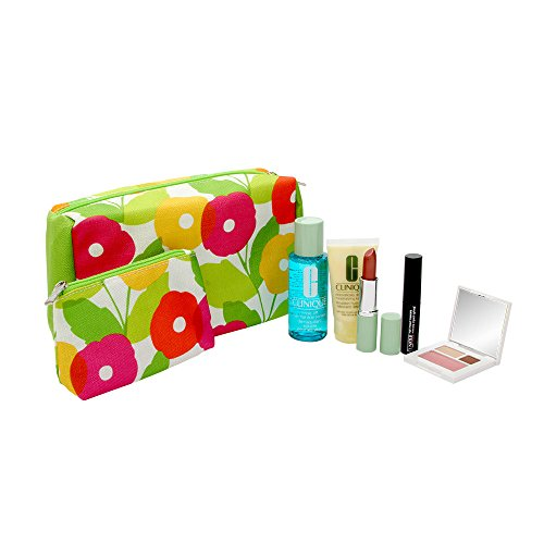 Clinique Makeup Skincare Gift Set, 5.0 Ounce