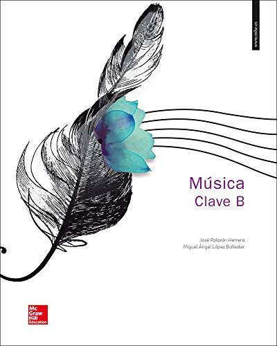 Música Clave B - Edición 2015 (+ CD) - 9788448195861
