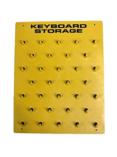 Car Dealer Valet Parking Keyboard 32 Economy Key Hook Board