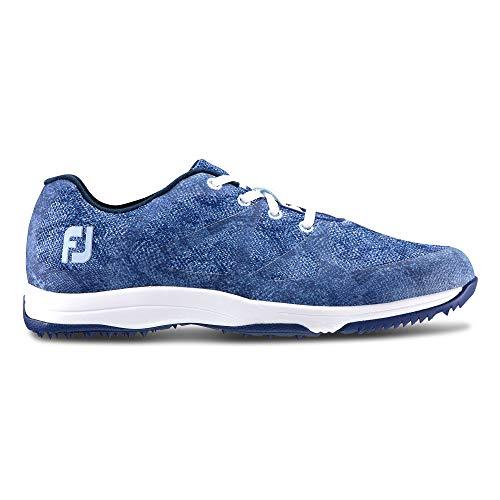 Footjoy Herren Fj Leisure Golfschuhe, Blau (Azul 92905), 39 EU