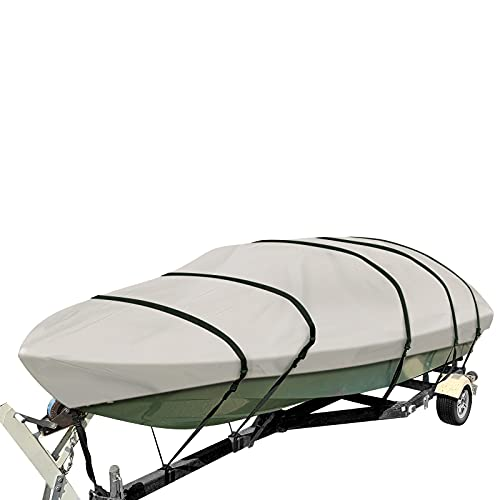 PrimeShield Waterproof Boat Cover