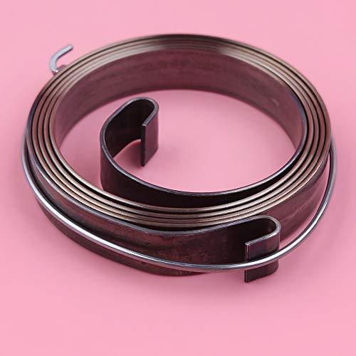 HAOHAO 10,3 mm Altura de Retroceso arrancador fácil del Muelle Compatible with Chino Motosierra 5200 5800 52cc 58cc Recambios