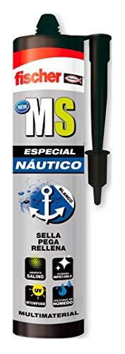fischer - Ms Especial Nautico Blanco/ (Cartucho de 290 ml), 552845