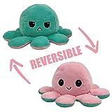 *CoRui - Nina reversible de polp de doble cara, disseny reversible, nina de polp de joguina per a nens i adults