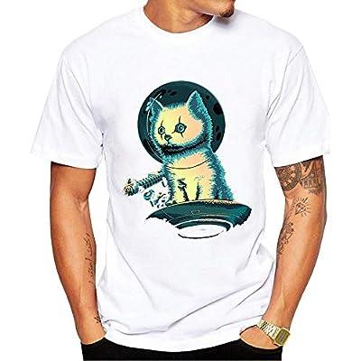 Yizhu Aerospace Cat T-Shirt