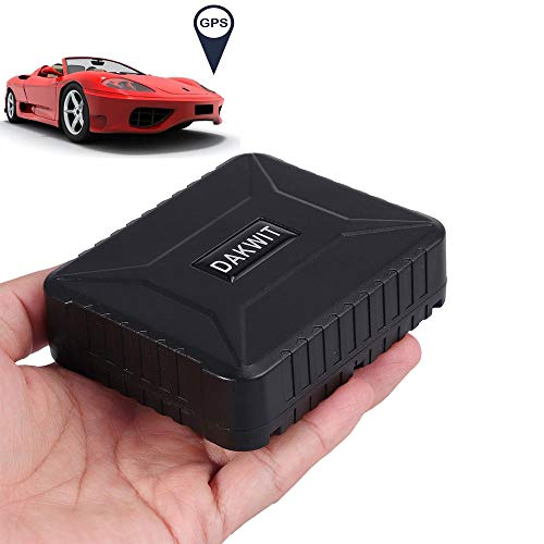 For Sale! Mini Car GPS Tracker, Waterproof Realtime Tracking Builtin Battery GSM Tracking Device wit...