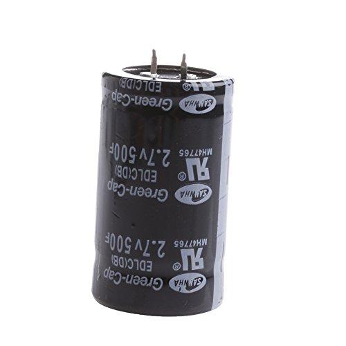 Price comparison product image Sarora - 1PC Farad Capacitor 2.7V 500F 3560MM Super Capacitor