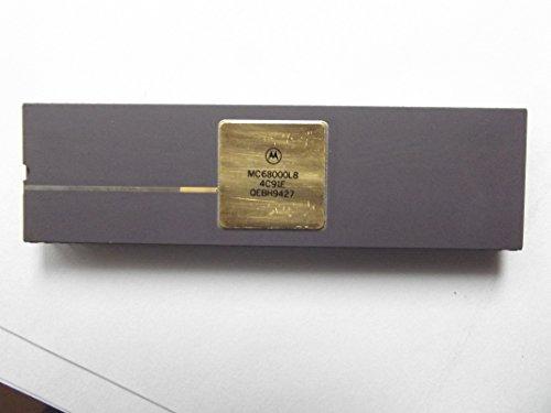 MC68000L8 MPU MC68000 RISC 32 bit CMOS 8 MHz Motorola