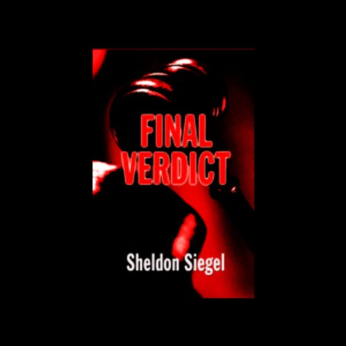 The Final Verdict  audiobook cover art