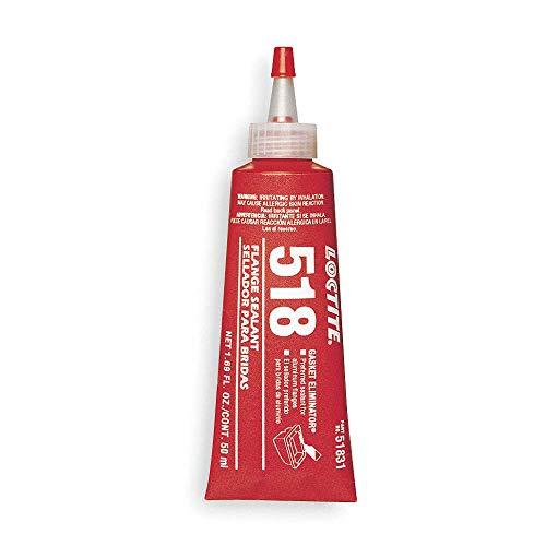 Loctite 518 50ml Red Gasket Eliminator Tube