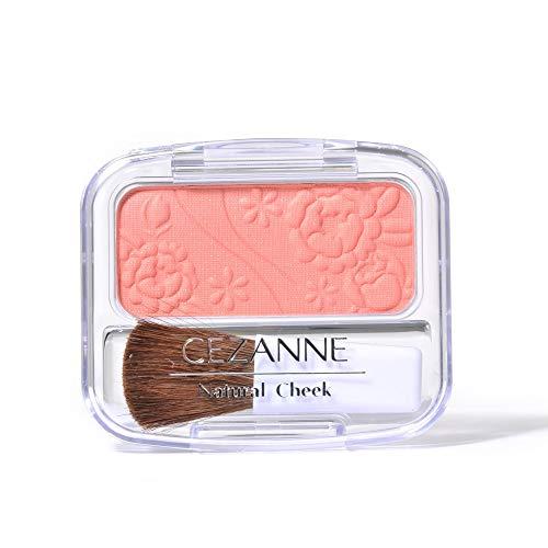 セザンヌ化粧品 セザンヌ ナチュラル チークN 10 オレンジピンク 1コ入
