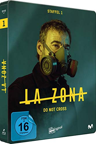 La Zona - Do Not Cross - Staffel 1 - Steelbook [Blu-ray] - Limited Edition