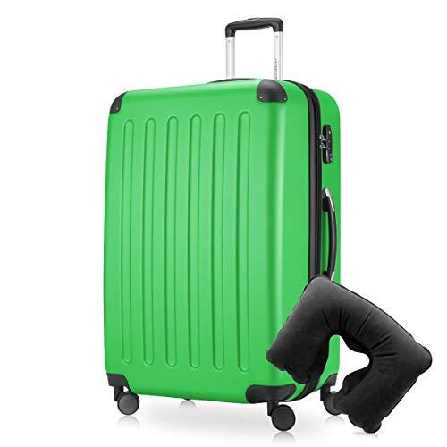 HAUPTSTADTKOFFER® Valigie · 128.0 liters (ca. 75 x 47 x 35 cm) · TSA BLOCCO · più colori (Verde)