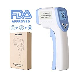 Forehead Thermometer/Infrared Electronic Thermometer Handheld Household Thermometer Non-Contact Temperature Measurement
