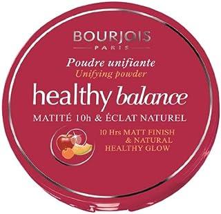 Bourjois Healthy Balance Compact Powder - 56 Hale Clair, 0.32 oz.
