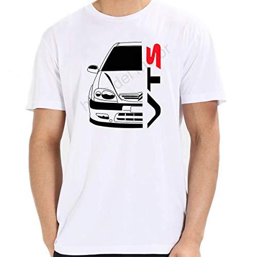 Camiseta Saxo vts (Blanco, S)