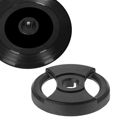 Weishazi Schallplatten-Adapter 38 mm, 7 Zoll (17,8 cm), 45 U/min, Turntable, Phonograph