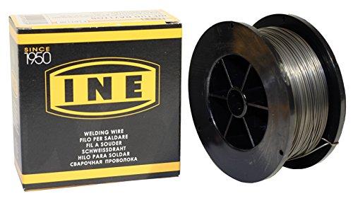 Proweltek-ine PR1036 - Bobina de aluminio de alambre/de soldadura mig-mag ø 0,8 mm 500 g