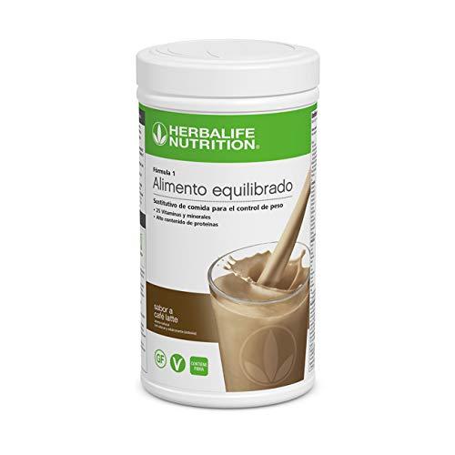 Batido Fórmula 1 550g - (Café Latte) | Herbalife
