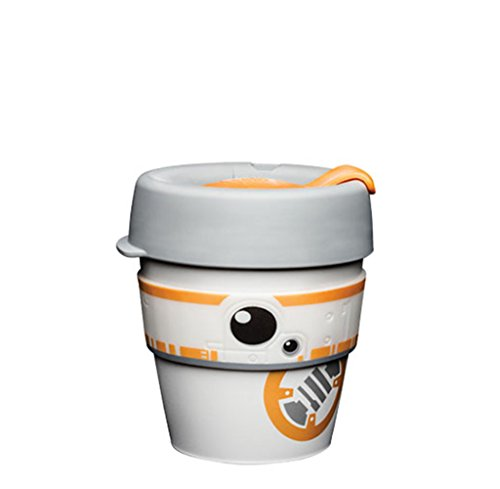 KeepCup - Taza de café reutilizable, plástico, Bb8 Original, 8-Ounce/Small