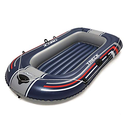 Bestway 61064E Hydro Force Treck X1 Inflatable 2 Person Water Fishing River...