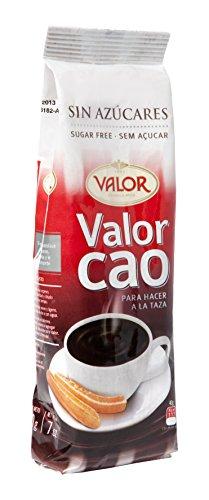 Valor Valorcao Sin Azúcar - 200 gr