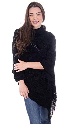 Recopilación de Ponchos y capas para Mujer - los más vendidos. 2