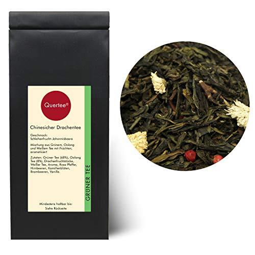 Quertee - Grüner Tee & Oolong Tee -