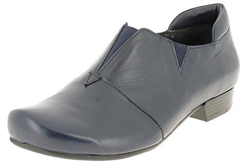 Andrea Conti Andrea Conti Damen Slipper 1714509, Größe:38 EU, Farbe:dunkelblau