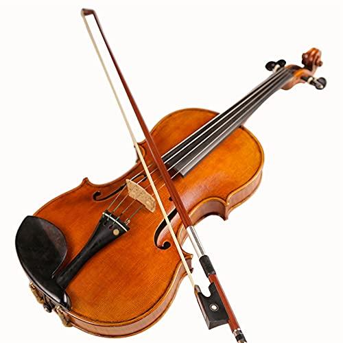 violin Master Handgjord Antik Violin Naturligt Torkad 30 År Gammal Europa Maple Österrikiska Spruce Professional Violin Fiolkit