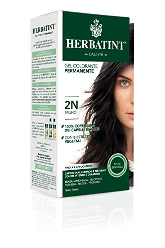 Herbatint Gel Colorante Permanente 2N Bruno - 150 ml
