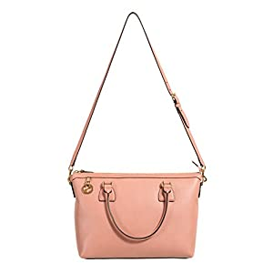 Fashion Shopping Gucci Leather Pink Women's Handbag Shoulder Bag