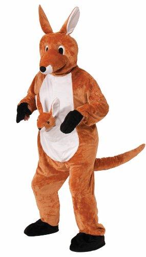 Forum Novelties, Inc Jumpin Jenny Kangaroo Mascot Fancy Dress Costume Standard