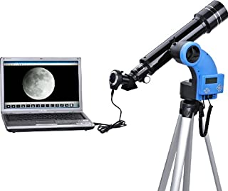 iOptron Astroboy -70e Telescope with Electronic Eyepiece (Astro Blue) (B004DUMR7M) | Amazon price tracker / tracking, Amazon price history charts, Amazon price watches, Amazon price drop alerts