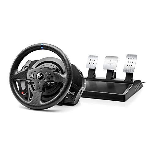 Thrustmaster T300RS GT Racing Wheel (PS4, PC) Works with PS5 Games