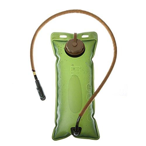 Aogolouk 2.5L BPA EVA Hydratation réservoir d'eau de la vessie Sac pour vélo Camping Escalade