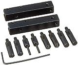 COLIBROX Caliper Attachment Accessory Set Vernier Dial Digital Points Face Kit