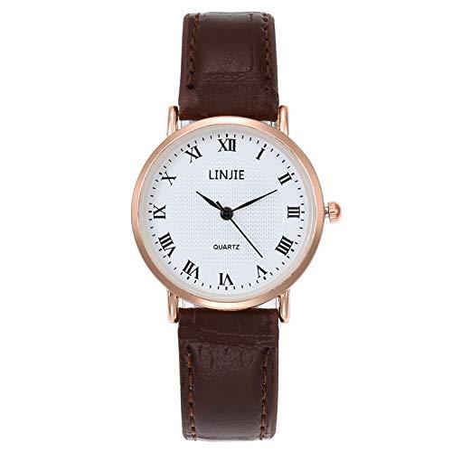 Relojes De Las Mujeres Reloj Del Negocio De La Manera Simple