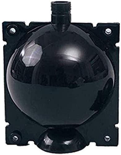 Surfilter - Quelltabletten in Black, Größe Large