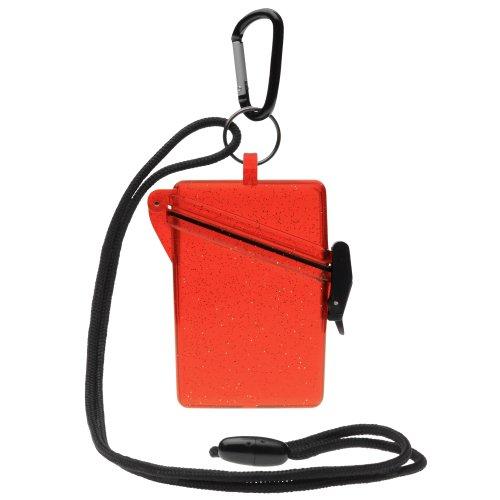 Witz 04006-Red Glitter Box 2 Waterproof Case Photo #2
